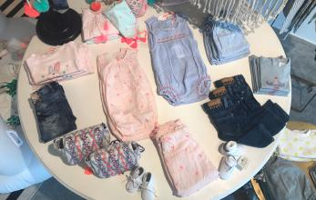 baby clothes bonheur du jour little hedonist macrame